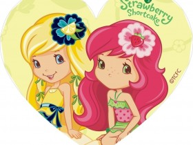 Strawberry Shortcake草莓娃娃2D版 3DVD中英字幕